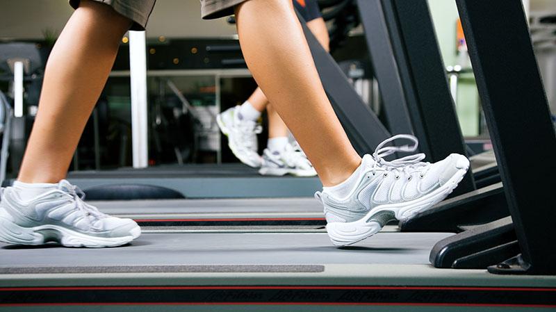 treadmill walker