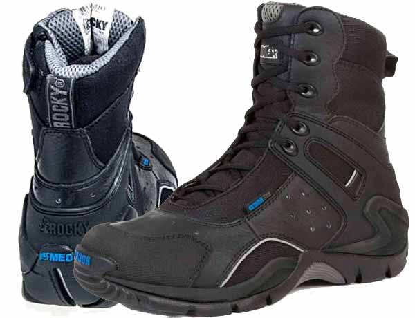 Buying Guide Best Ems Boots For Emergency Medical Service